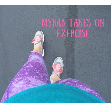 myBAB takes onEXERCISE